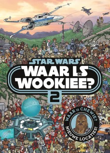 Waar is de Wookiee? 2