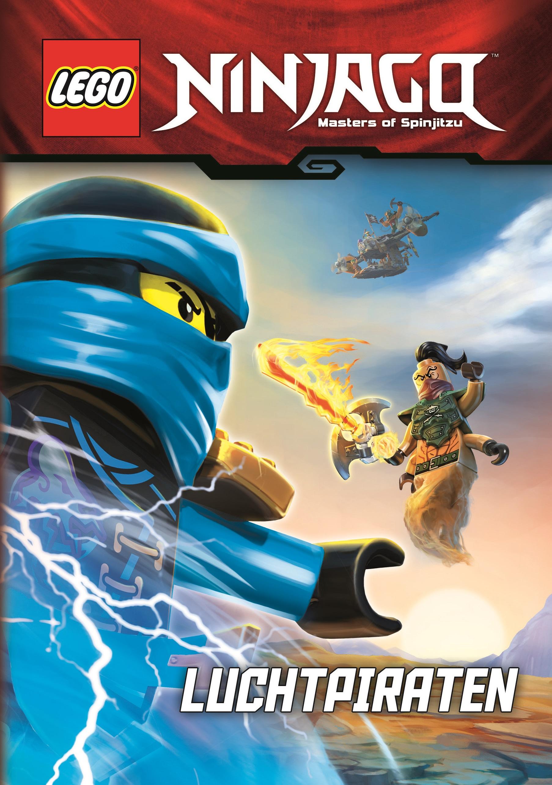 Lego 174 Ninjago 174 Luchtpiraten Meis Amp Maas